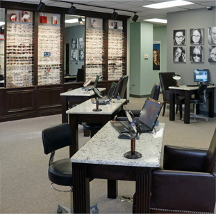 Naper Grove Vision Care Office