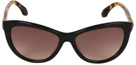 Calvin Klein Logo Arm Sunglasses