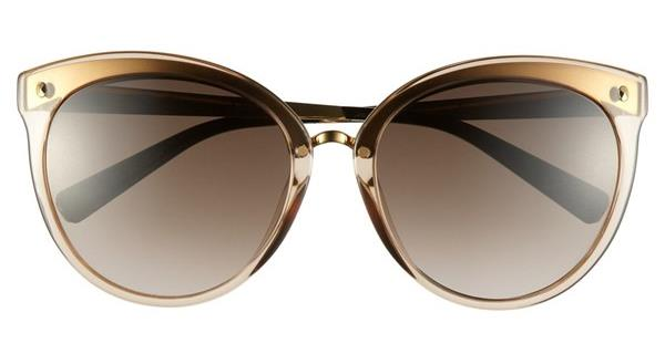 Dior Frozen 56mm Women's Sunglasses