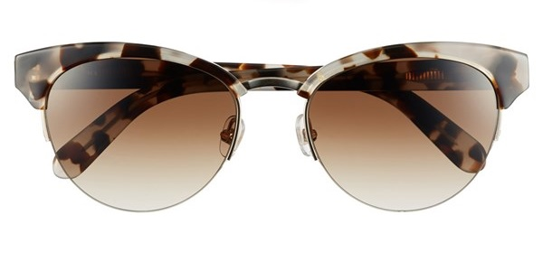 Kate Spade 53mm Cateye Glasses