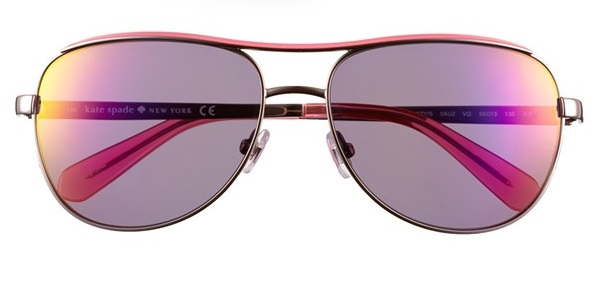 Kate Spade Dusty 56mm Aviators