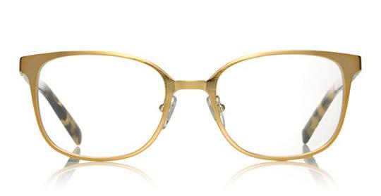 Tory Burch Mixed Media Eyeglasses