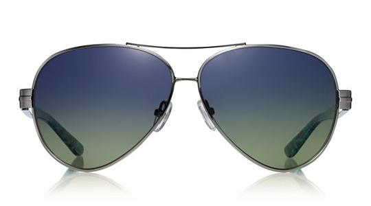 Tory Burch Printed Aviators